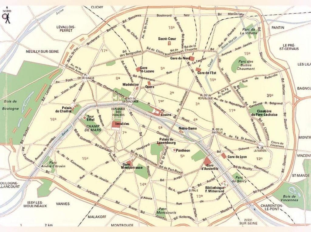 Parker i Paris